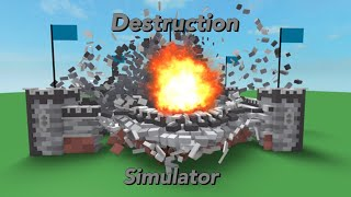 Destruction com Dyogo e Wolpidol ROBLOX