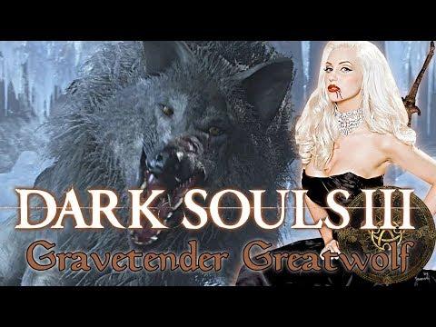 HOW TO AVOID FROSTBITE!? - Dark Souls III: Champion's Gravetender & Gravetender Greatwolf (DLC)