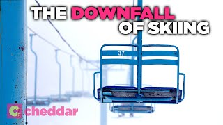 Why Ski Resorts Are Dying - Cheddar Explains