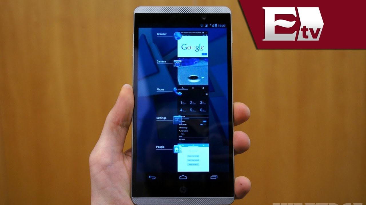 HP Slate 6 Voice Tab Technical Overview - GSMArc.com