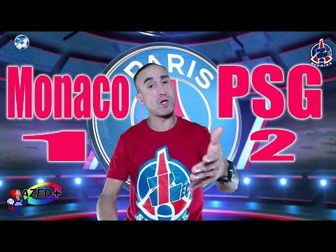 Monaco - PSG 1-2 - Azéd Stories
