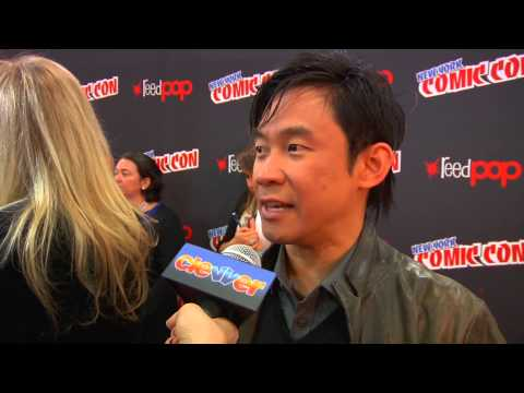 Director James Wan Talks 'The Conjuring' & Dream Comic Book Movie