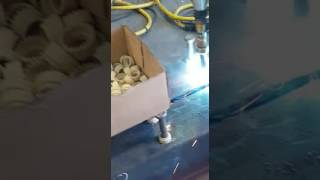 Refractory Anchor Division - Stud Welding