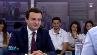 Zona e Debatit - Albin Kurti - 06.07.2017 - Klan Kosova