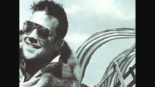 Watch Robbie Williams Falling In Bed Again video