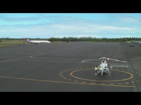 Amazing Hilo Airport