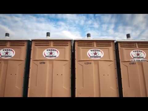 Texas Outhouse | The Portable Toilet Experts