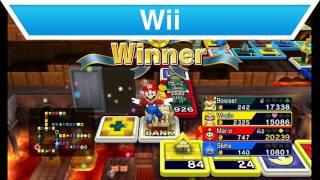 Wii - Fortune Street Trailer