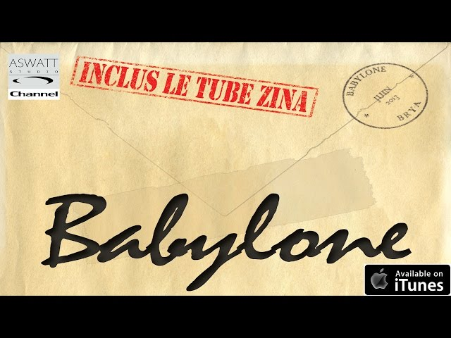 music babylone zina - album 2013
