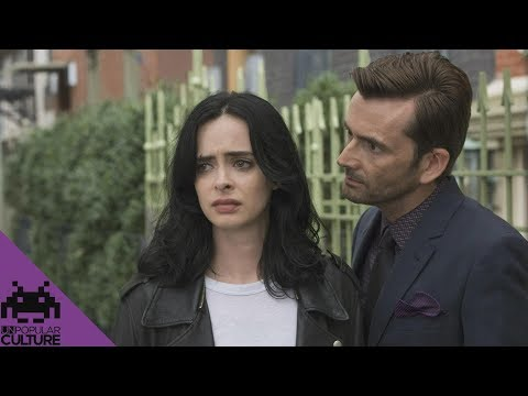 Marvel's Jessica Jones Season 2 Trailer Discussion