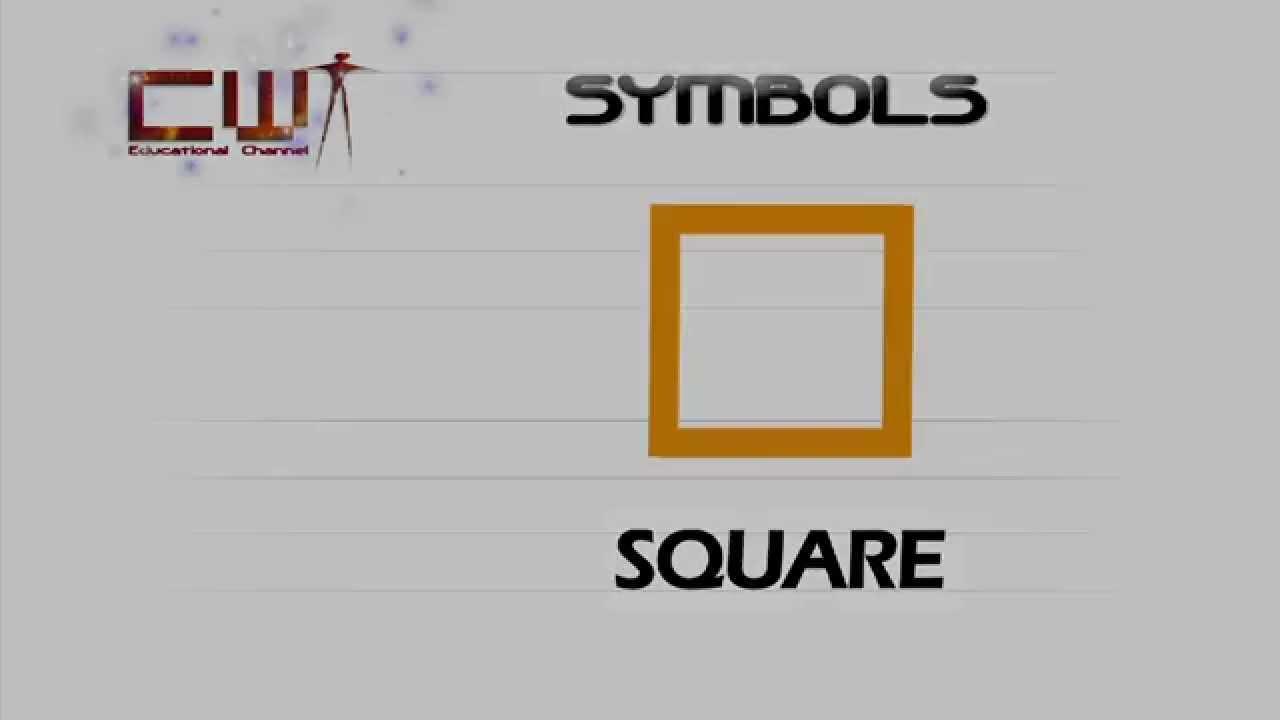 Mathematical symbols youtube mathematical symbols buycottarizona Choice Image
