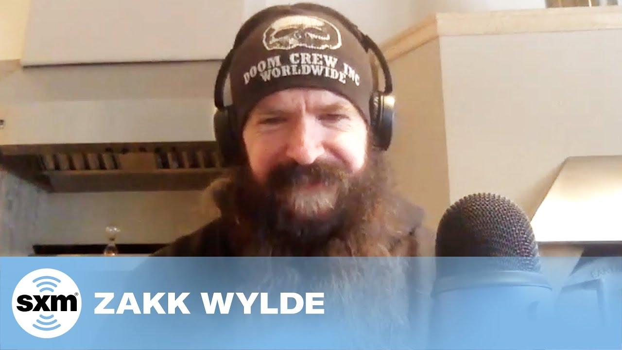 Zakk Wylde Reveals How Led Zepplin influenced