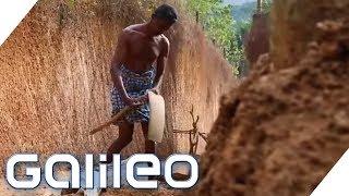 Der Bergspalter aus Indien | Galileo | ProSieben