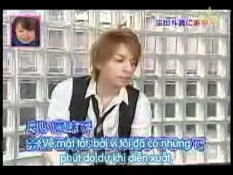 [Vietsub] Toma x Shun Interview 071018 [1/2]