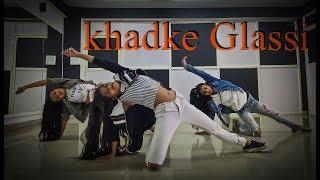 Khadke Glassy | Dance Choreography  EMINENT DANCE ACADEMY
