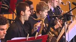 Next Generation Jazz Orchestra 2011 - Here Comes McBride at Monterey Jazz Festival