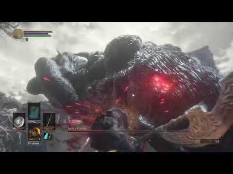 Dark Souls 3 Broken Sword Run with viewers!