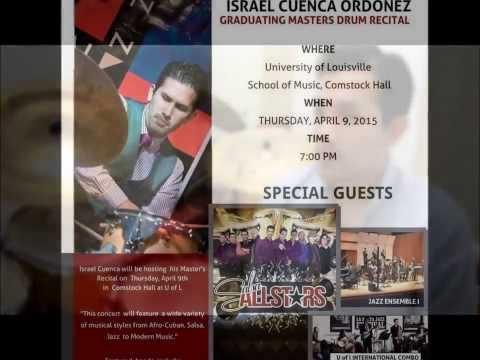 Recital Israel Cuenca