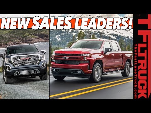 Breaking News: GM Trucks Lead By Chevy Silverado Outsell the Ford F-150 - Here Are All the Numbers!