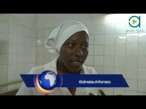 ANDIM TV: São Tomé e Príncipe  precisa de mais enfermeiros