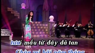 Từ Giã Thơ Ngây - Hoàng Lan - Beat Karaoke