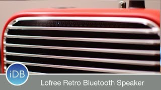 Poison Retro Bluetooth Speaker & Radio from Lofree - Hands on Review