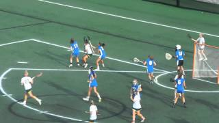 Petito save Stephen Decatur/Century girls lacrosse 3A/2A state finals 5/20/15