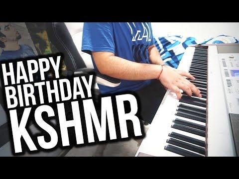 KSHMR - MAGIC (EPIC BIRTHDAY PIANO COVER)