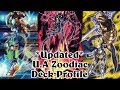 *Updated* U.A. Zoodiac Deck Profile June 12th Banlist