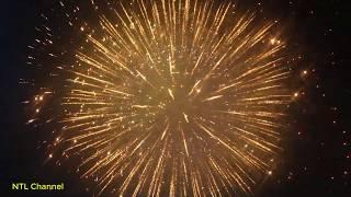 Bắn Pháo Hoa tết Đón Giao Thừa 2019 Chào Xuân Kỷ Hợi Happy New Year 2019 Hà Nội 2019 cực đẹp