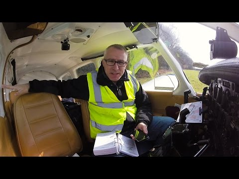 Pilot Decision Making - VFR From Biggin Hill