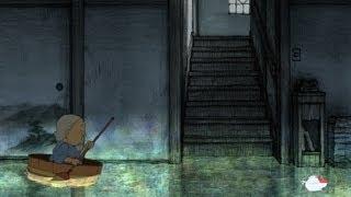 自主制作アニメーション「婆ちゃの金魚」 -A Grandma's Goldfish-