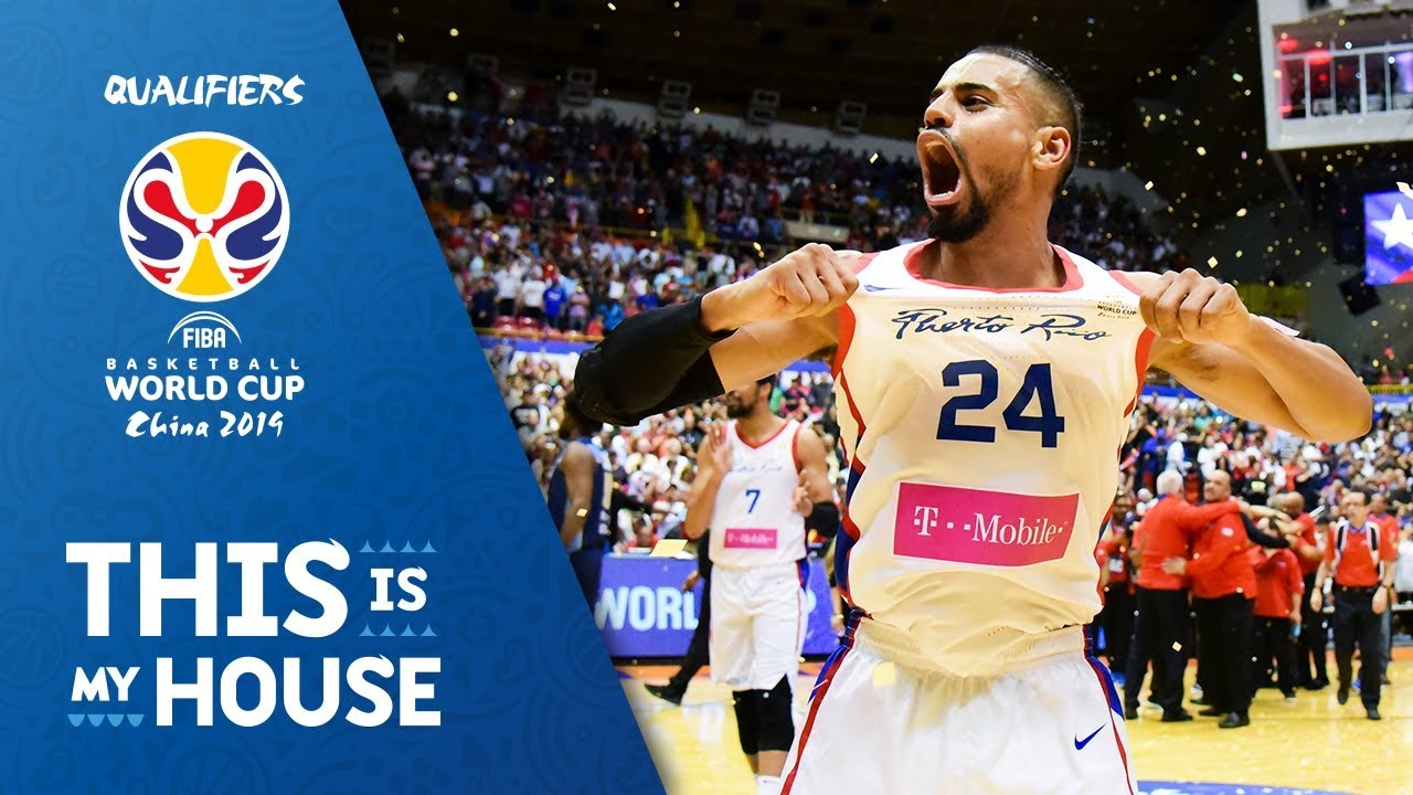 Puerto Rico's Best Plays of the FIBA Basketball World Cup 2019