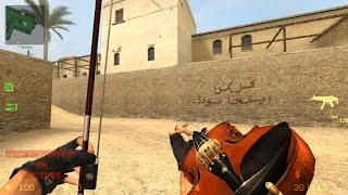 SKINS de armas divertidas Counter Strike Source ?