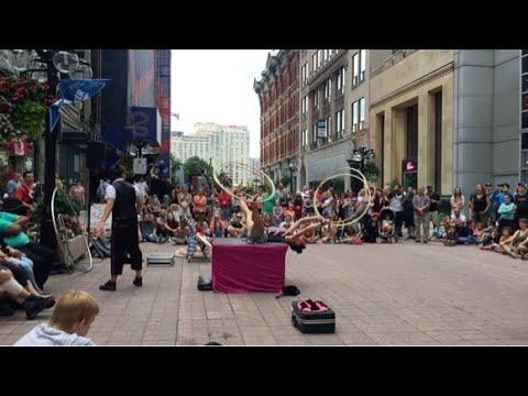 Busker Fest On Sparks Street - Ottawa