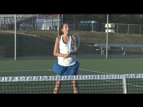 Poland's Ricciardi bound for State Tennis Tournament