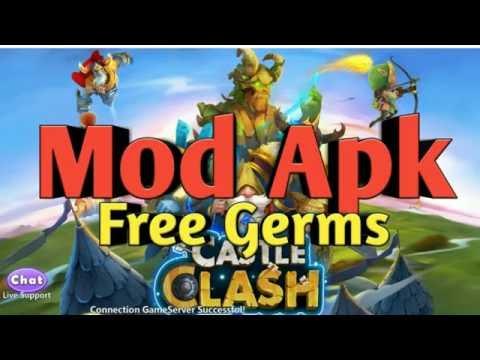 Castle Clash 1.2.97 Mod Apk V1.2.97 - Hack No Root Android Download