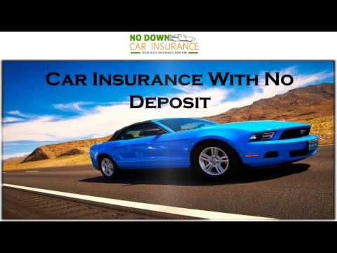Get Cheap Car Insurance with No Deposit Required Schemes - Ask Online Experts!