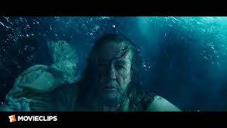 Pirates of the Caribbean Dead Men Tell No Tales (2017) - Barbossa Death Scene | Movieclips