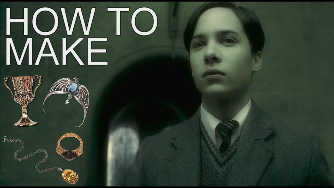 3fe9fd99 Harry Potter Theory: How To Make A Horcrux - YouTube