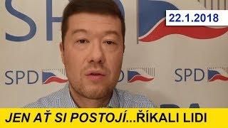 O báječných nápadech paní Evy Drahošové / Tomio Okamura