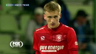 Samenvatting FC Dordrecht - FC Twente (14-09-2019)