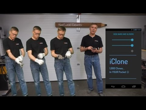 The iClone App: 1,000 Clones in Your Pocket!!