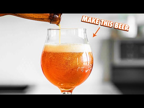 How To Brew Your First Homemade Beer