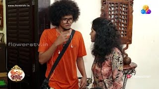 Uppum Mulakum EP-105 15/06/2016 Comedy Full Episode