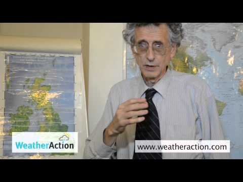 Weather Action Summer 2012 Forecast Review