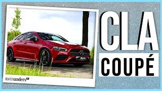 Das neue Mercedes CLA Coupé 2019 //Die Anders Testfahrt