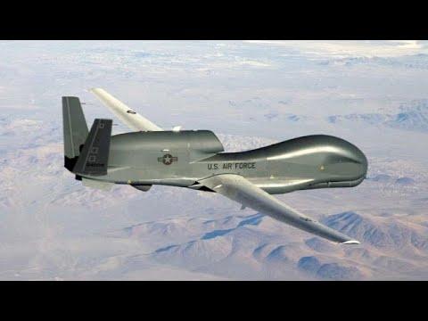"Иран: ""Мы сбили дрон армии США"""