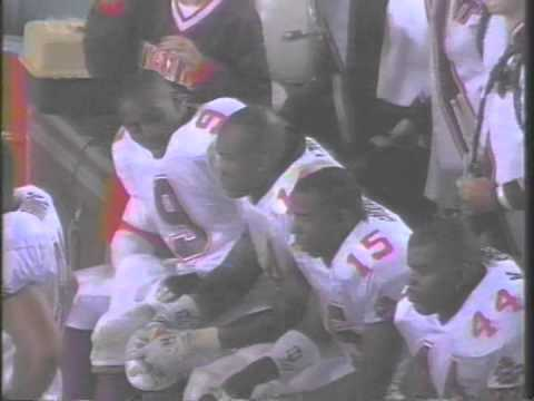 1994 Tennessee vs # 17 Virginia Tech
