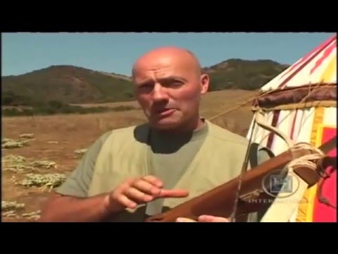 MILITARY HISTORY - Crossbow and Bow and Arrow Film documentary